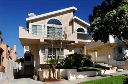 South Redondo Beach townhome