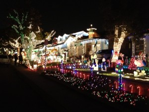 A House on Candy Cane Lane